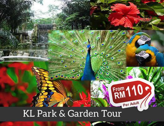 KL birdpark-butterfly-park
