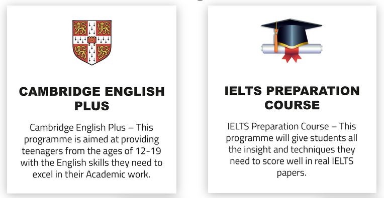 IELTS English Course KL
